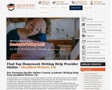 Qualifiedwriters.co.uk
