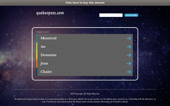 Quebecpass