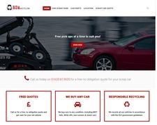 Rdavehicledismantlers.co.uk