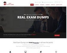 Real Exam Dumps