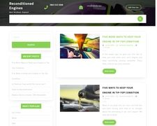 Reconditioned-Engines UK