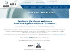American Appliance Rentals