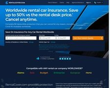 RentalCover.com — Save On Your Rental Car Insurance