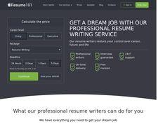 Resume101