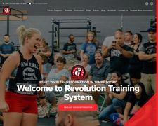 Revolution Training System
