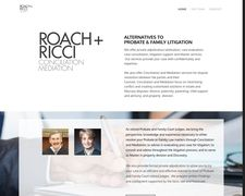 ROACH AND RICCI CONCILIATION AND MEDIATION