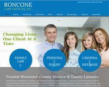 Roncone Law Offices, P.C.