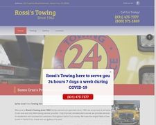 Rossi's Towing