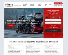 Route Runners Auto Transport