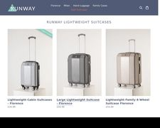 Runwaysuitcases.co.uk
