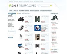 SALE TELESCOPES And MORE