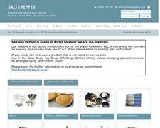Saltandpepper.co.uk