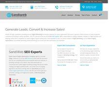 Sandiwebsite
