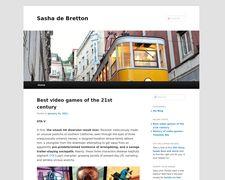 Sasha De Bretton