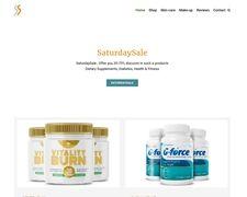 Saturdaysale.com