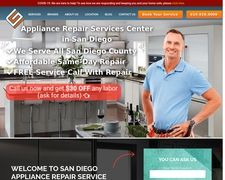 Professional Affordable San Diego Appliance Repair Services