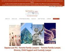 Separylaw.com