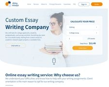 Shiny Essay Writing Service