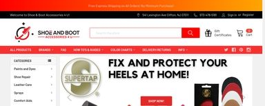Shoe and Boot Accessories 4u
