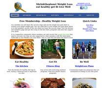 Shrinktheplanet- Weight Loss