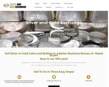 SIlver and Gold Exchange