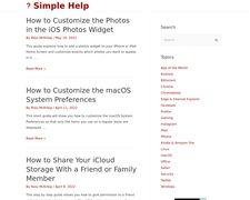 Simple Help.net