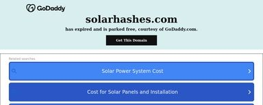 Solarhashes.com