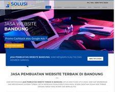 Solusi Website Bandung