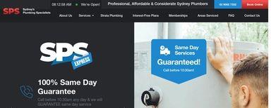 Spsplumbers.com.au