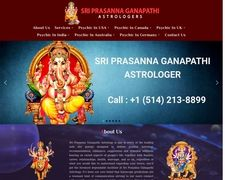 Sri Prasanna Ganapathi Astrologer