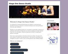Stage One Dance Studio