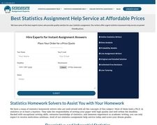 Statistics Assignment Experts