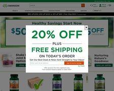 Swansonhealthproducts.com