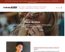 Take Action Apparel & Gear