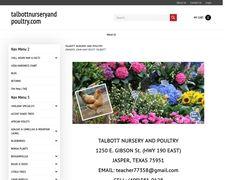 Talbott Garden Nursery