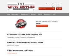 TAT Tattoo Supplies