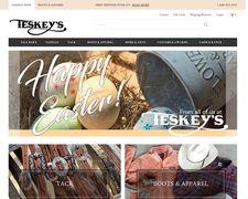 Teskey's Saddle Shop