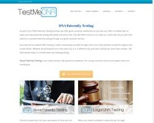 TestMeDNA