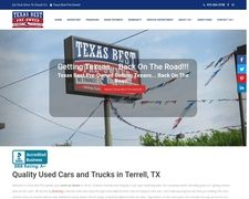 Texas Best Pre-Owned
