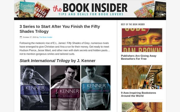 The Book Insider