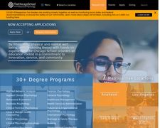 The Chicago School of Professional Psychology - Online School