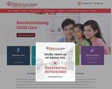 Thechildrenshospitalmumbai.com