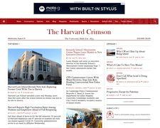 The Harvard Crimson