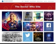 The Doctor Who Site