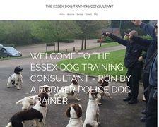 The Essex Dog Training Consultant
