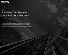Thelegality.com