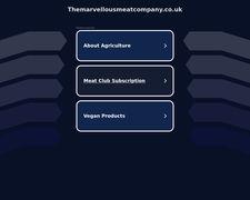 TheMarvellousMeatCompany.co.uk