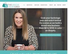 Thesocialsalesgirls.com