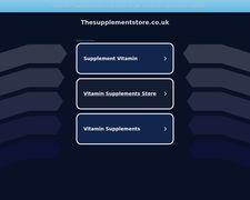 Thesupplementstore.co.uk