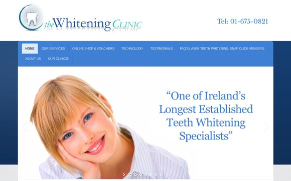 TheWhiteningClinic.ie